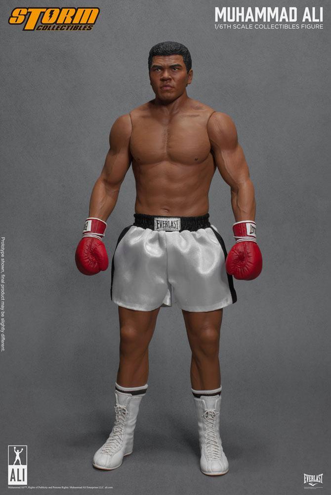 Muhammad Ali Action Figure 1/6 Muhammad Ali The Greatest 33 cm