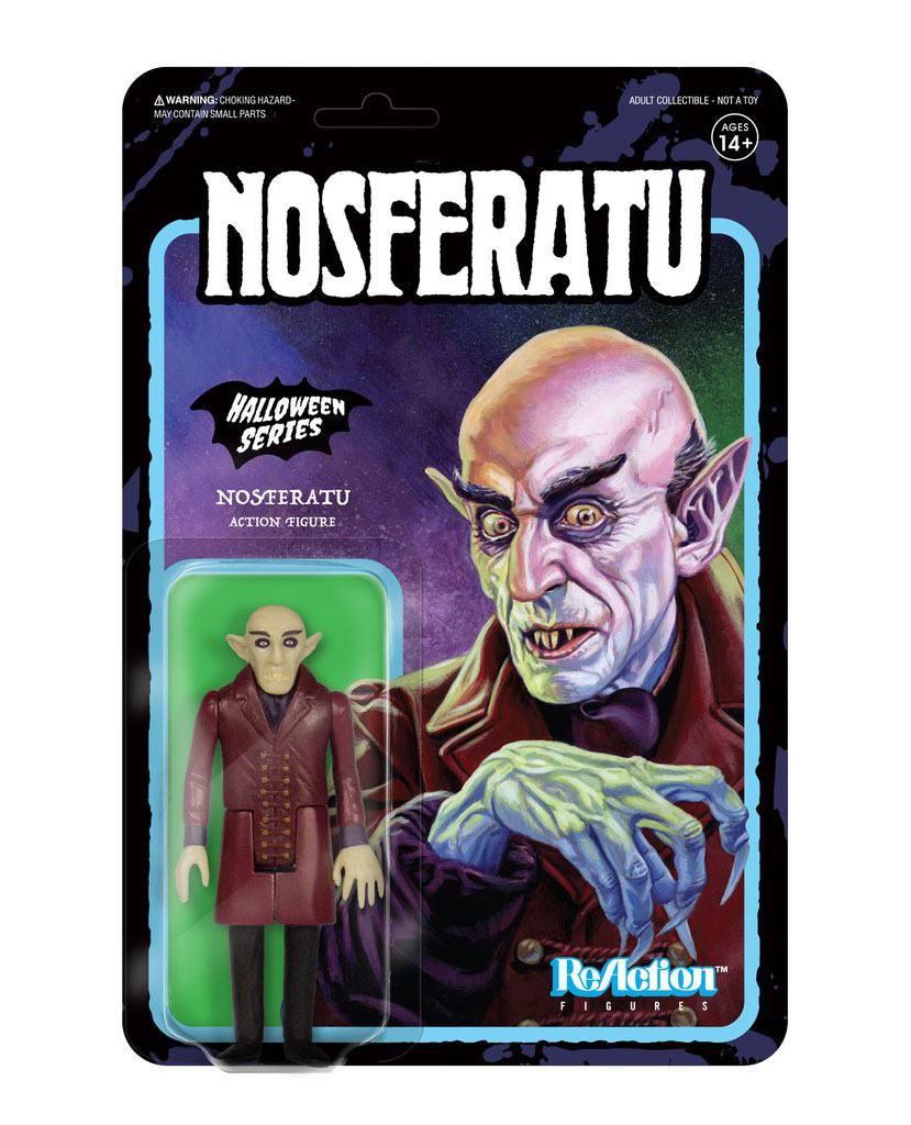 Nosferatu ReAction Action Figure 10 cm
