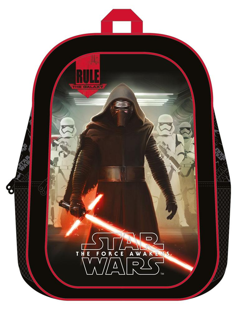 Star Wars Episode VII Backpack Kylo Ren Rule The Galaxy