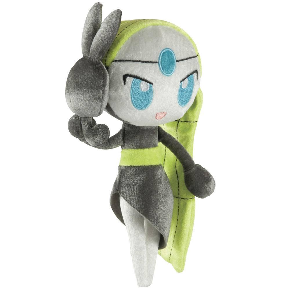 Pokemon Plush Figure 20th Anniversary Meloetta 20 cm