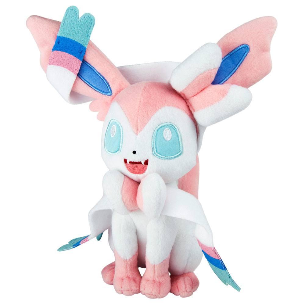 Pokemon Plush Figure Sylveon 20 cm
