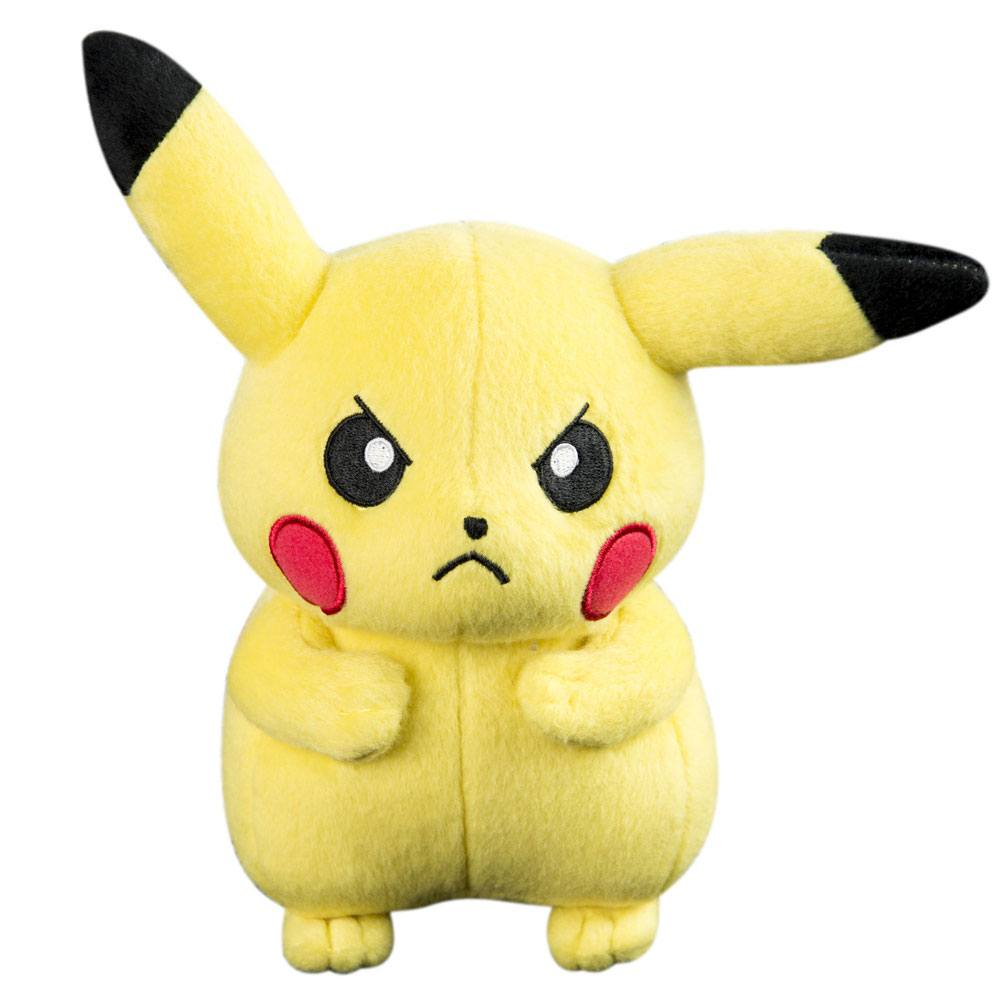 Pokemon Plush Figure Pikachu (grimly) 20 cm
