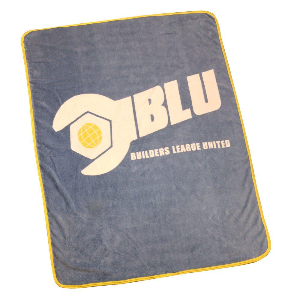 Team Fortress 2 Microplush Blanket Blu Team 153 x 115 cm