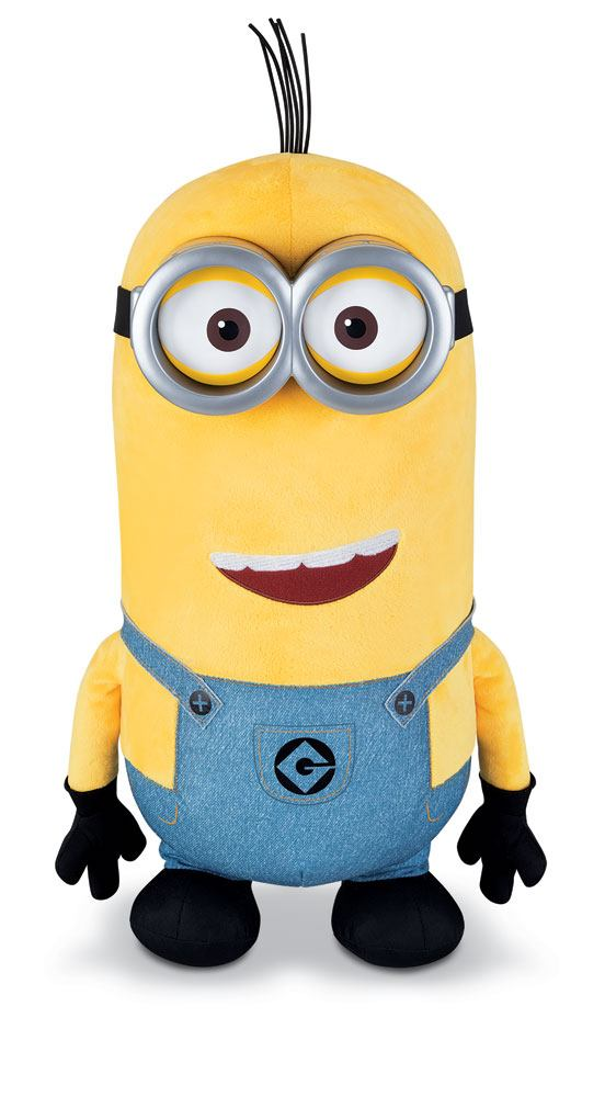 Despicable Me 3 Plush Figure with Sound and Light Up Tim 45 cm