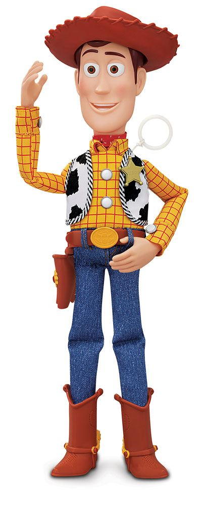 Toy Story Talking Figures Action Figure Woody 37 cm *German Version*