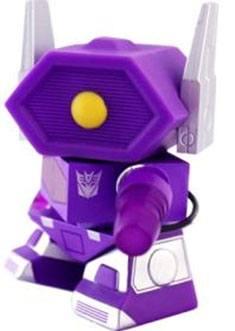 Transformers Action Vinyl Figure Shockwave 20 cm