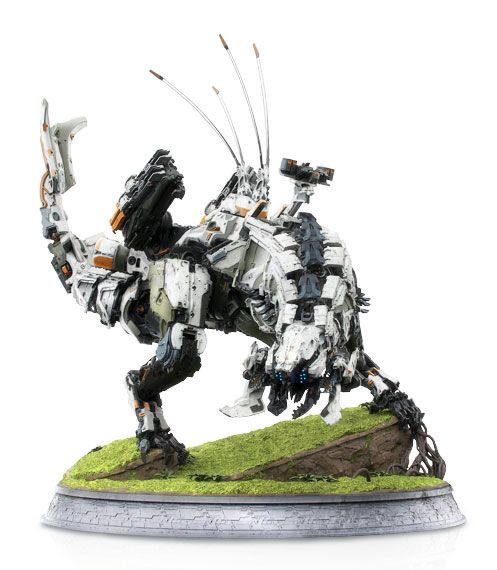 Horizon Zero Dawn The Thunderjaw Collection Statue 38 cm