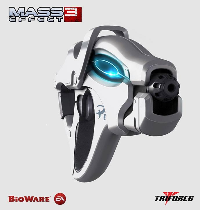 Mass Effect 3 Replica 1/1 Scorpion 36 cm