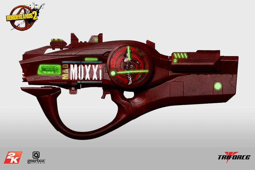 Borderlands 2 Replica 1/1 Miss Moxxi´s Bad Touch 74 cm