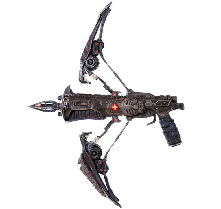Gears of War 3 Replica 1/1 Torque Bow 104 cm