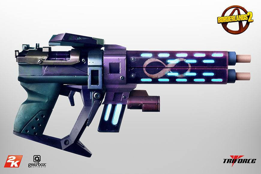 Borderlands 2 Replica 1/1 Infinity Pistol 55 cm