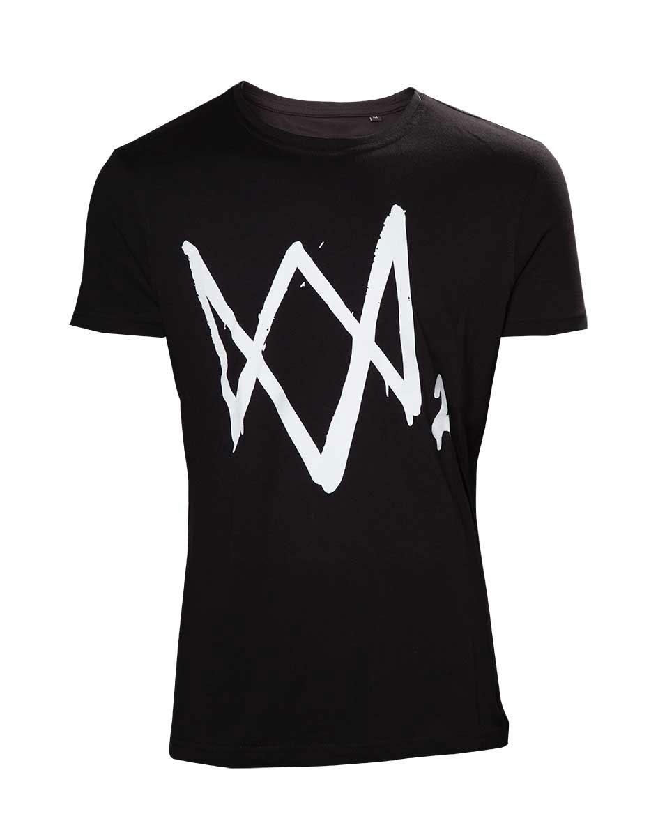 Watch Dogs 2 T-Shirt Logo Size M
