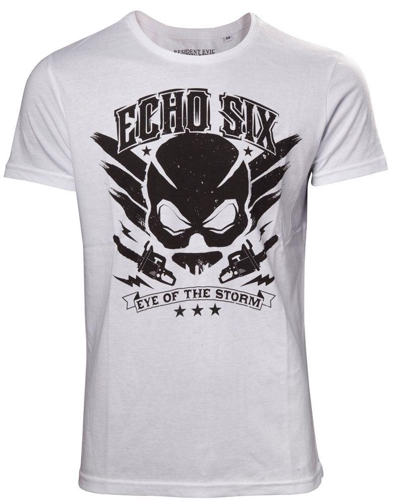 Resident Evil T-Shirt Echo Six Size S