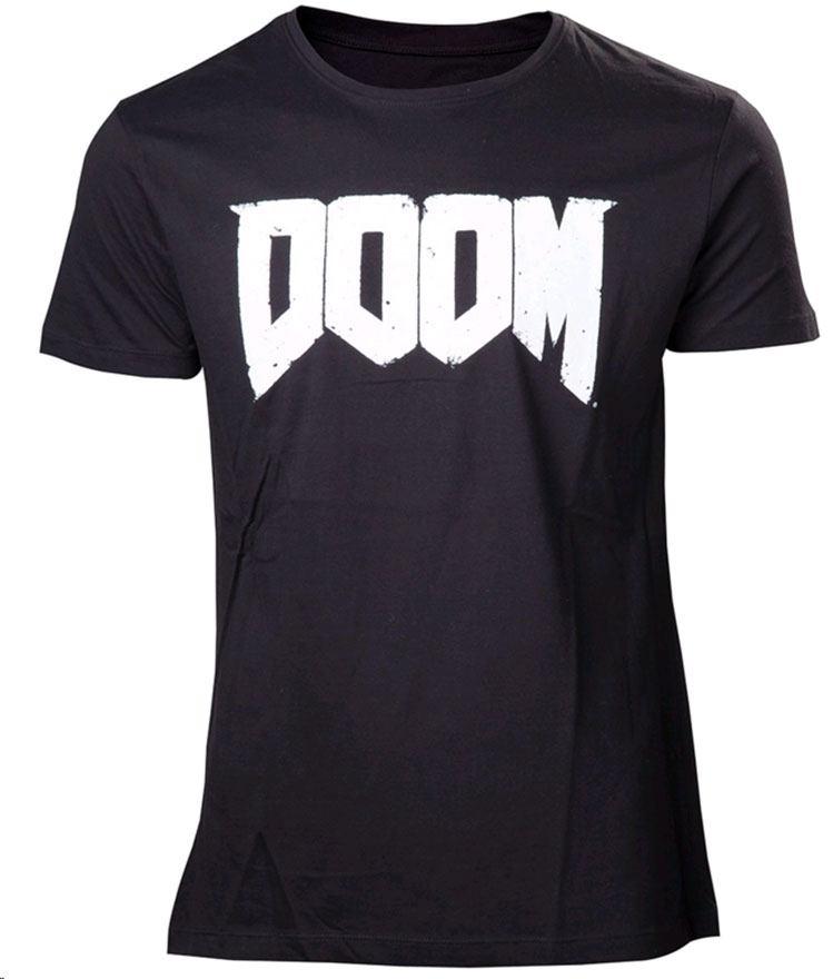 Doom T-Shirt New Logo Size XL