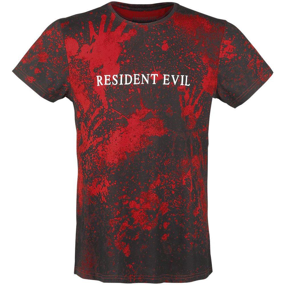 Resident Evil Sublimation T-Shirt Logo Size S