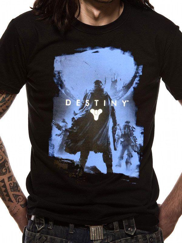 Destiny T-Shirt Cover Size L