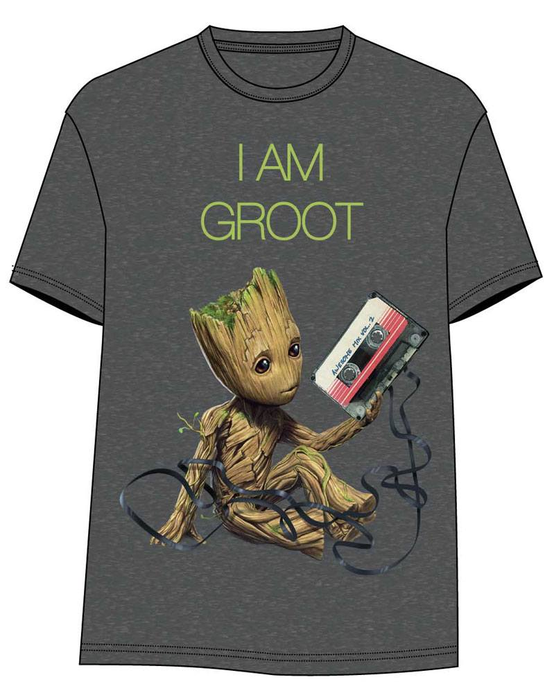 Guardians of the Galaxy Vol. 2 T-Shirt Groot Size S