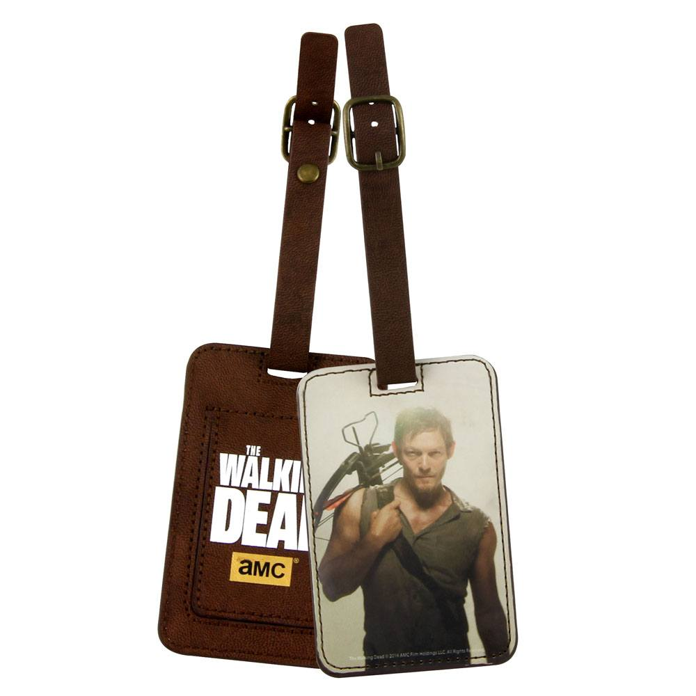 The Walking Dead Luggage tag Daryl Crossbow