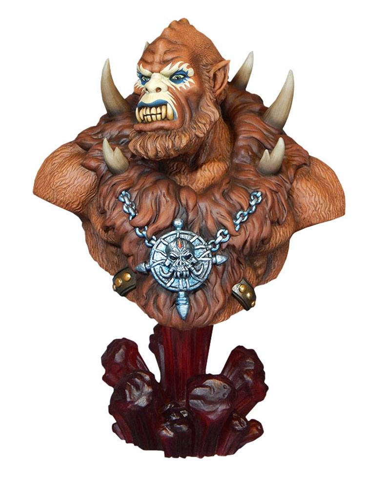 Masters of the Universe Bust Beastman 25 cm