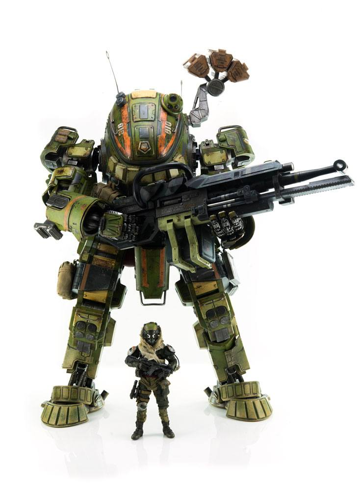 Titanfall Action Figure M-COR Ogre 51 cm