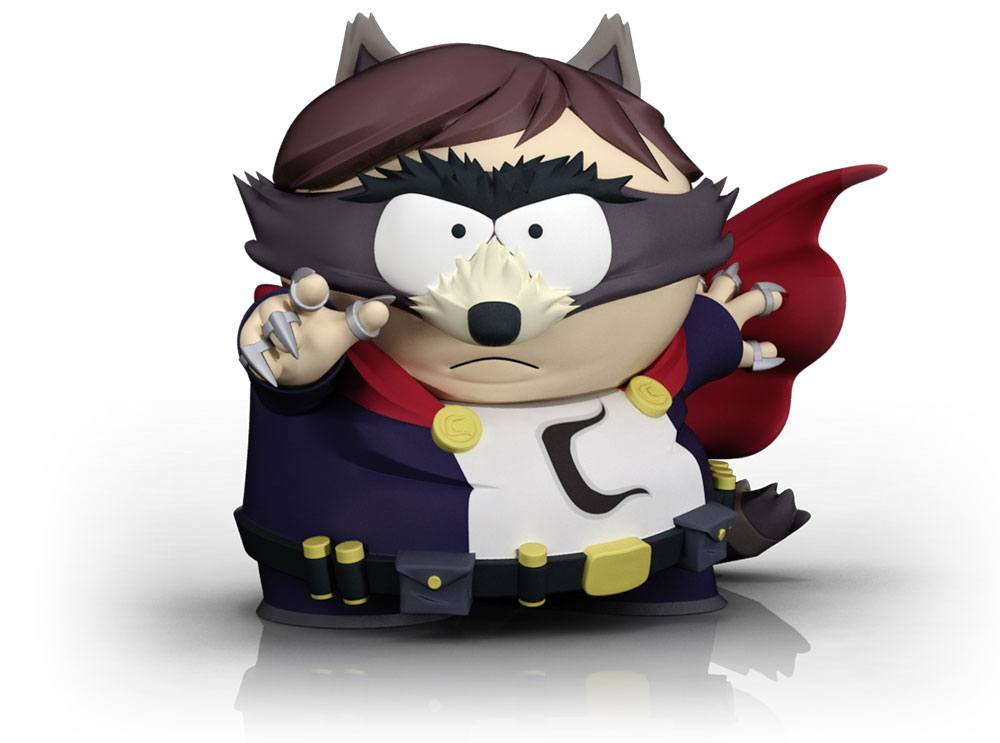 South Park The Fractured But Whole PVC Figure The Coon (Cartman) 8 cm