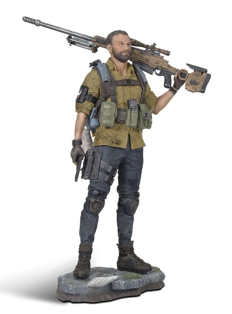 Tom Clancy's The Division 2 PVC Statue Brian Johnson Agent 25 cm