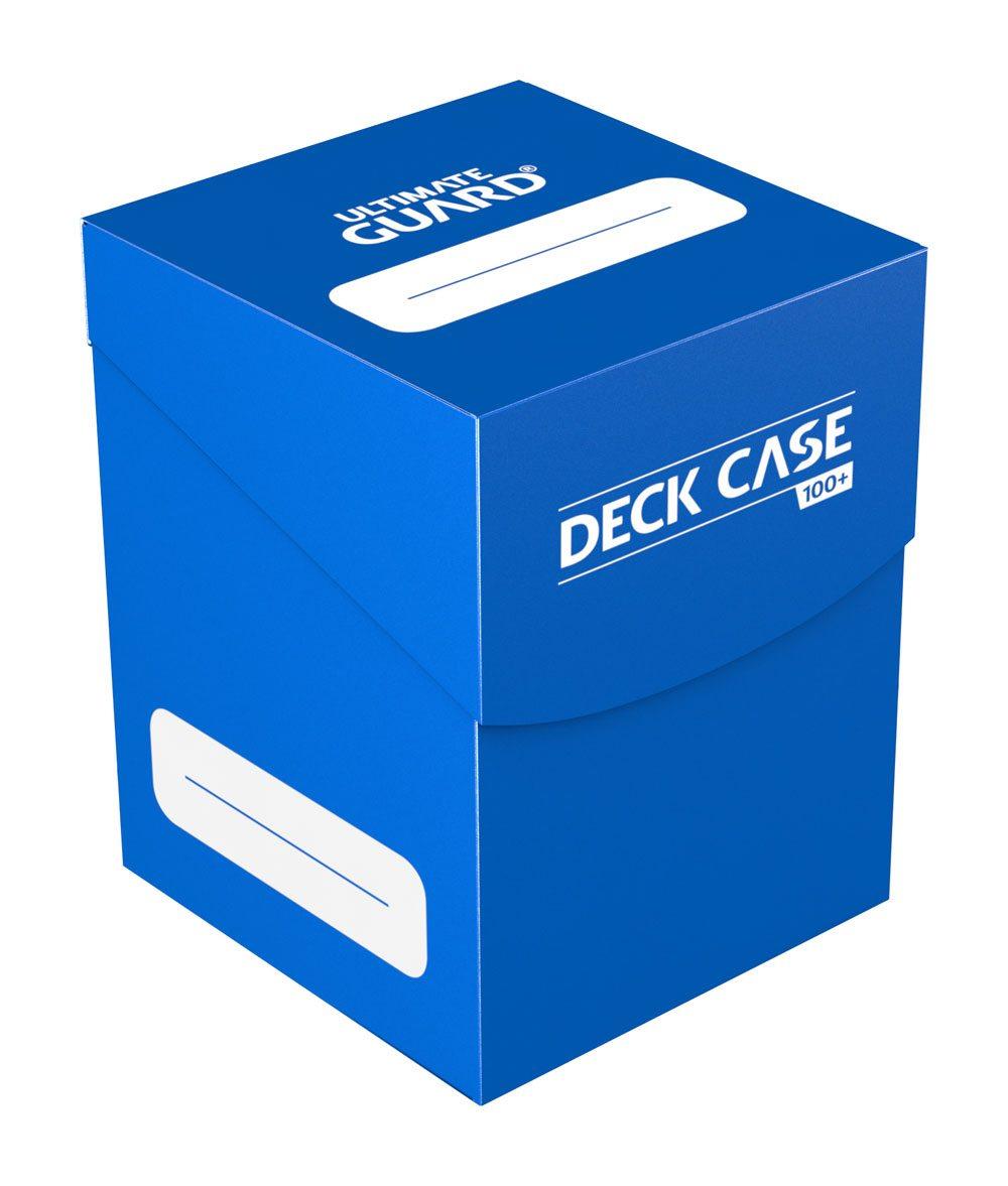 Ultimate Guard Deck Case 100+ Standard Size Royal Blue