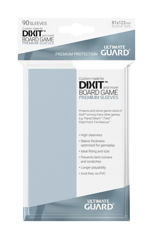 Ultimate Guard Premium Soft Sleeves for Board Game Cards Dixit? (90)