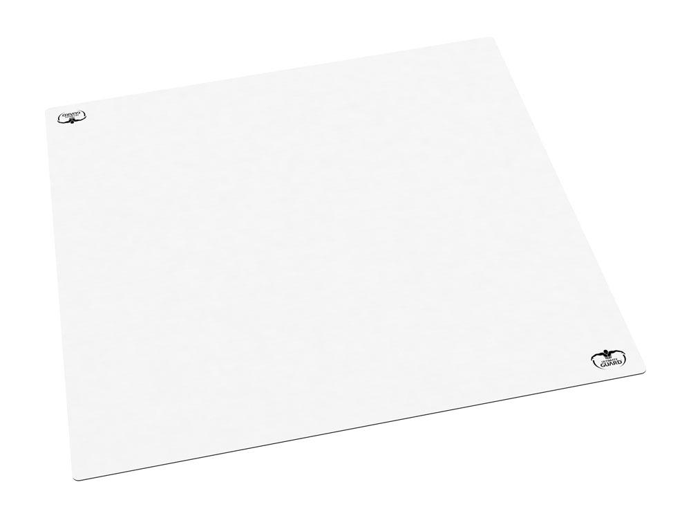 Ultimate Guard Play-Mat 80 Monochrome White 80 x 80 cm