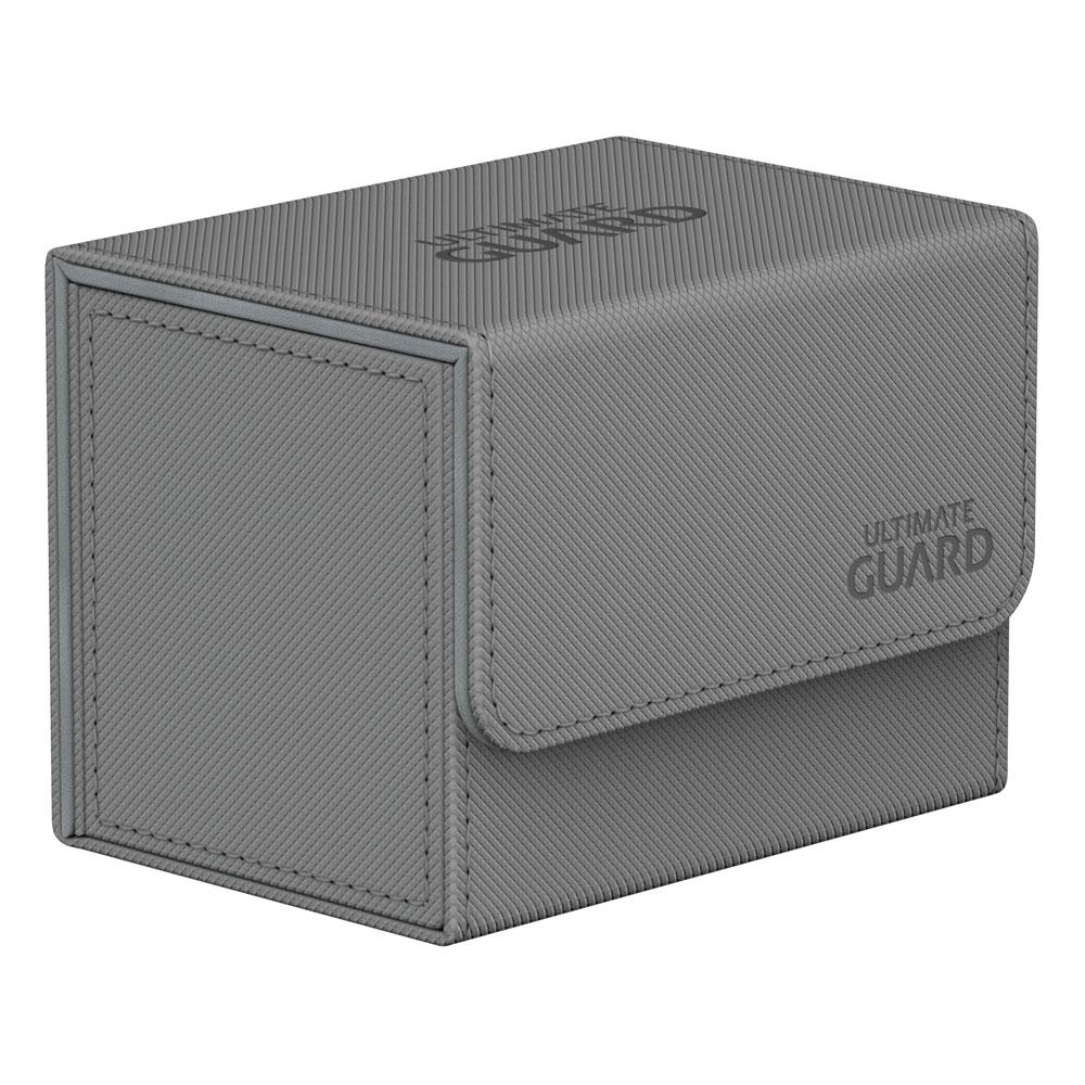 Ultimate Guard SideWinder™ 80+ Standard Size XenoSkin™ Grey