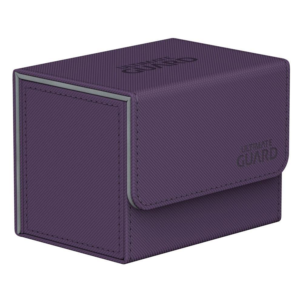 Ultimate Guard SideWinder™ 80+ Standard Size XenoSkin™ Purple