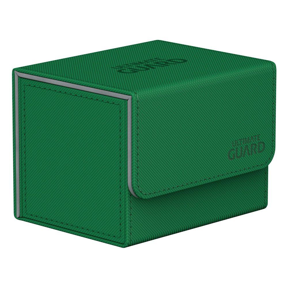 Ultimate Guard SideWinder™ 100+ Standard Size XenoSkin™ Green