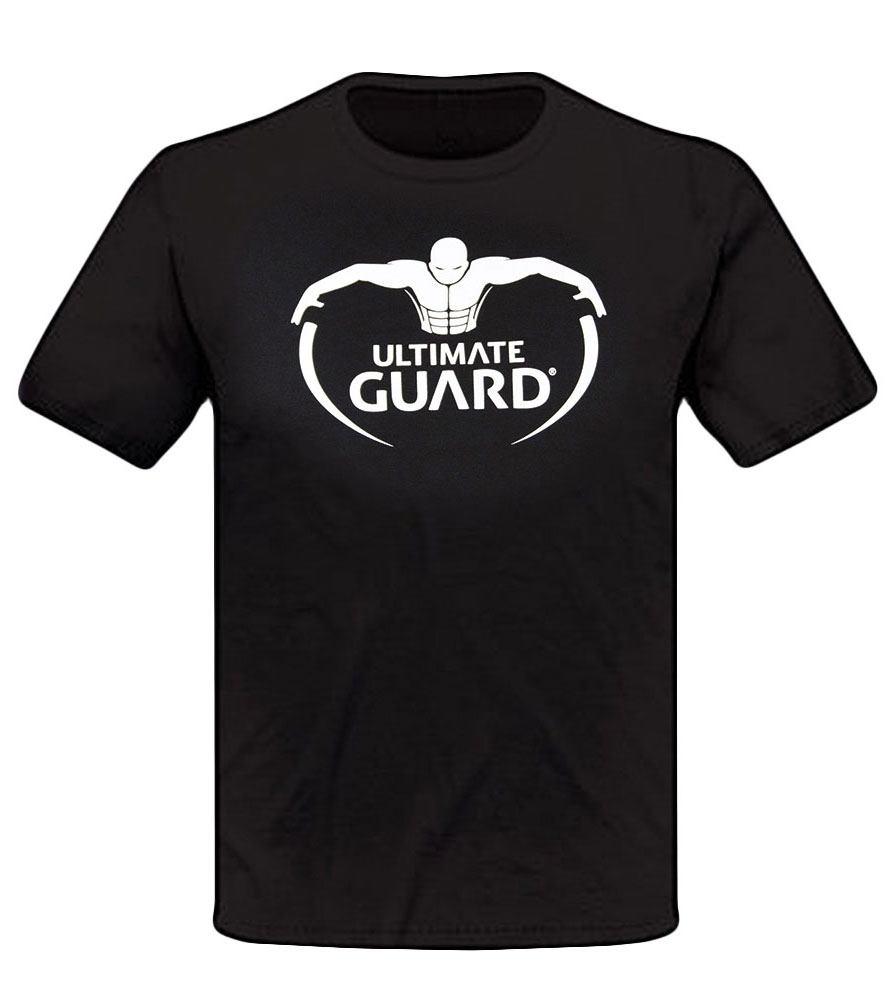 Ultimate Guard T-Shirt Logo Black  Size XXXL
