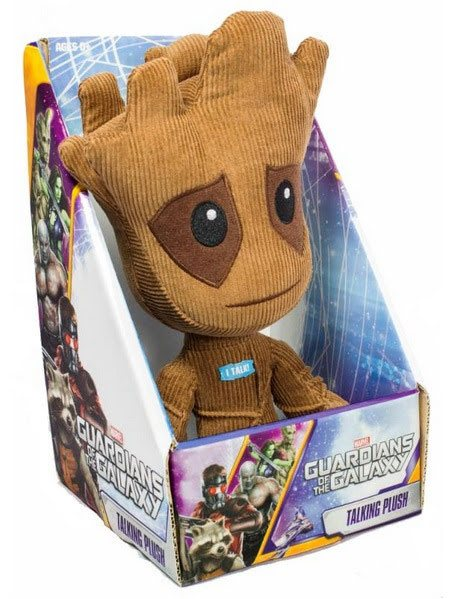 Guardians of the Galaxy Talking Plush Figure Groot 23 cm *English Version*
