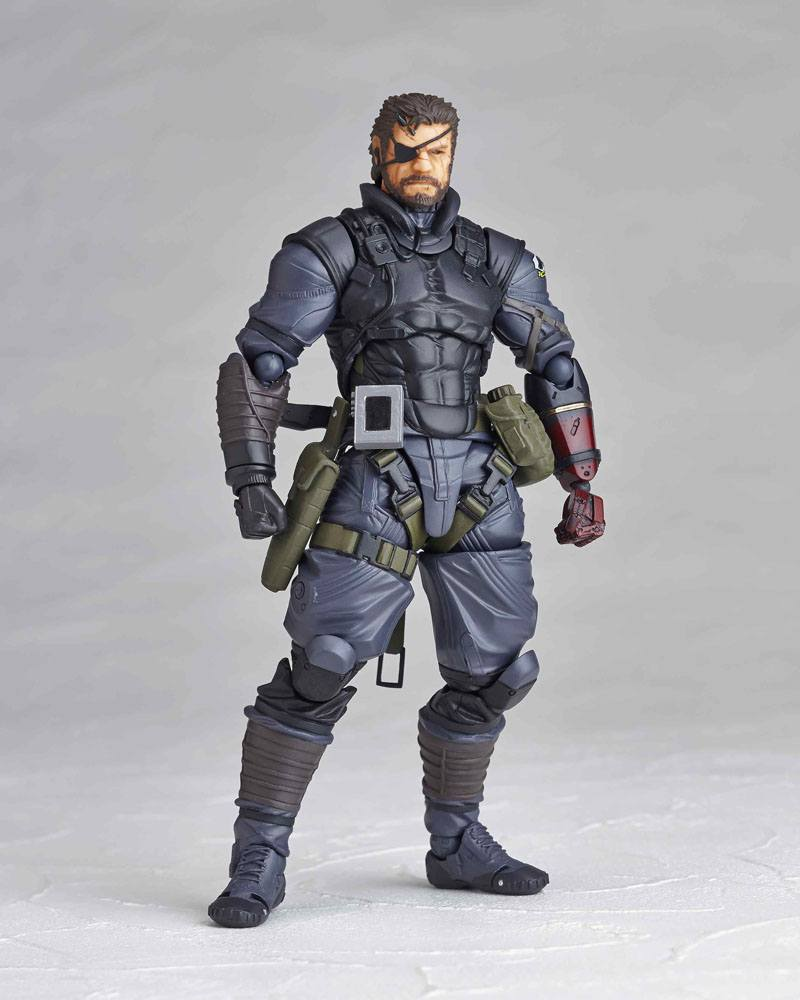 Metal Gear Solid V The Phantom Pain Action Figure Venom Snake Sneaking Suit Ver. 16 cm