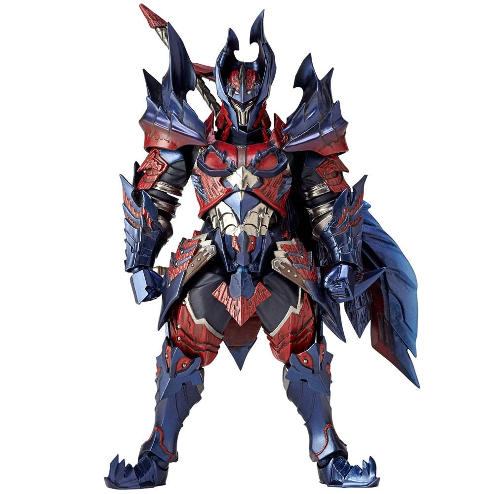 Monster Hunter X Vulcanlog Action Figure Male Swordsman Dino Series 18 cm