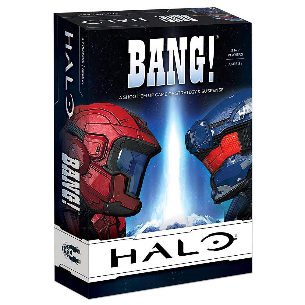 Halo Card Game BANG!
