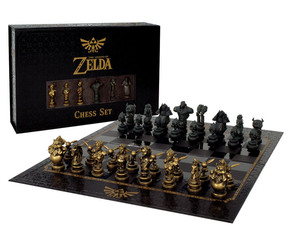 The Legend of Zelda Chess Collector's Set