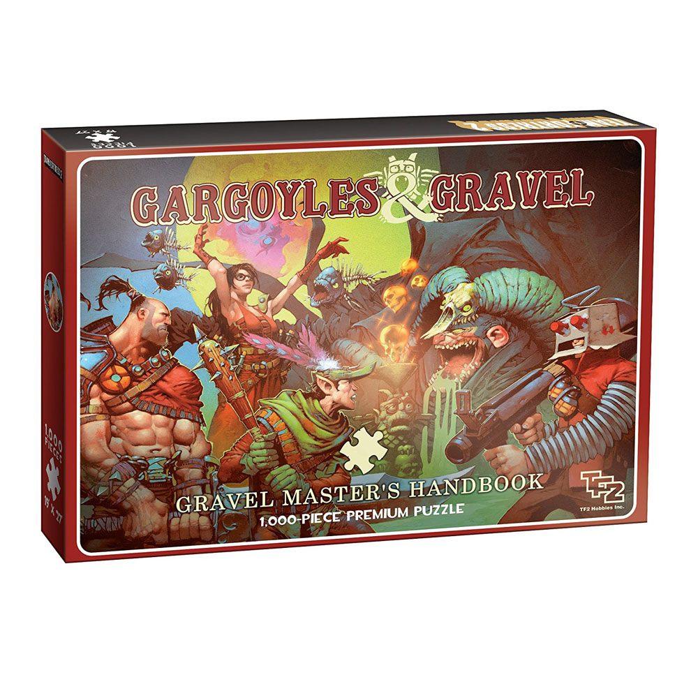 Team Fortress 2 Premium Puzzle Gargoyles and Gravel
