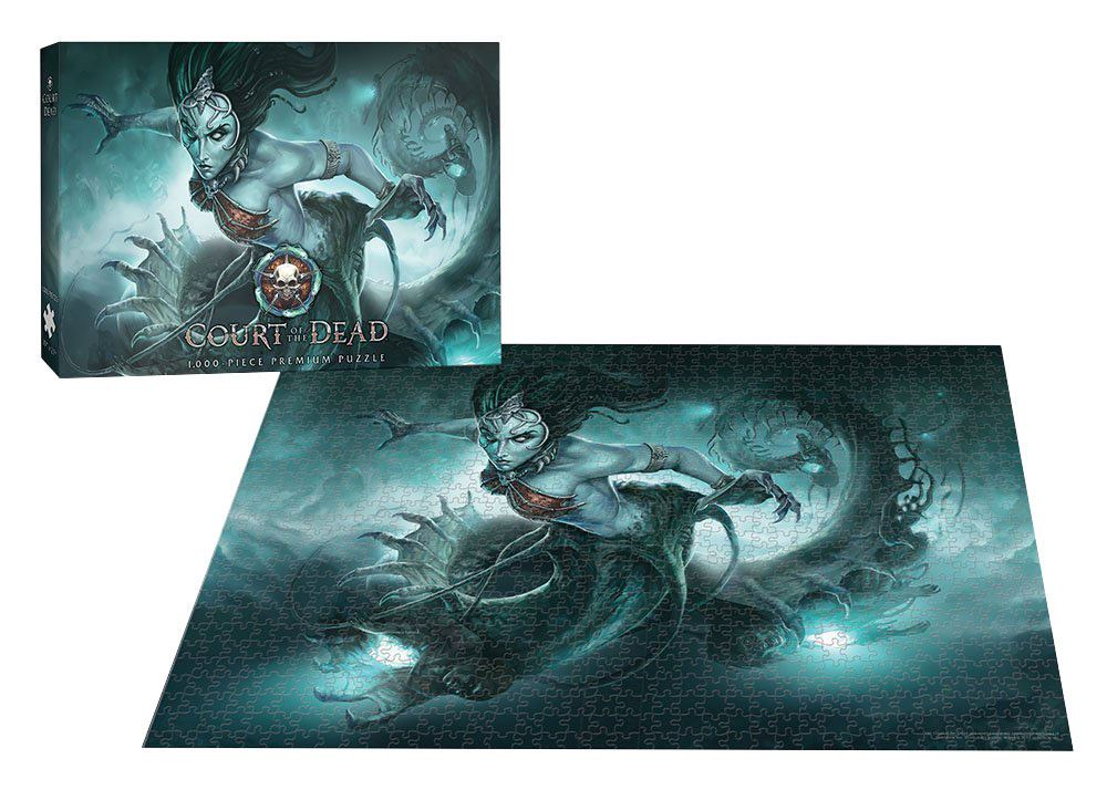 Court of the Dead Puzzle Death's Siren