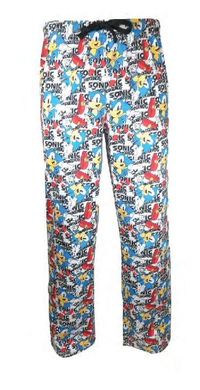 Sonic the Hedgehog Lounge Pants Size M