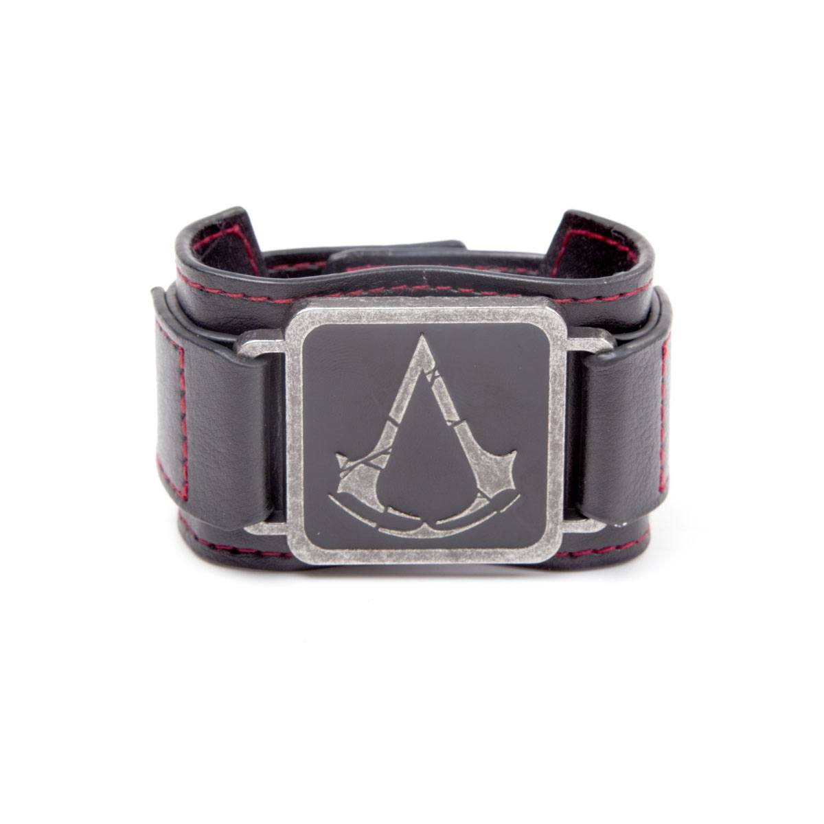 Assassin´s Creed Rogue Wristband Metal Crest
