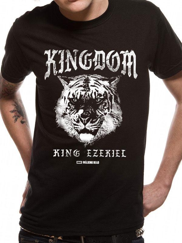 The Walking Dead T-Shirt Sheiva & Logo Size L
