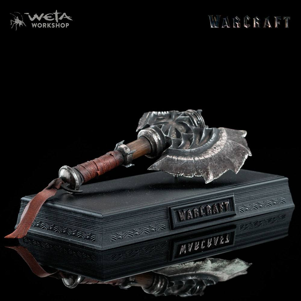 Warcraft Replica 1/6 Durotan's Axe 20 cm