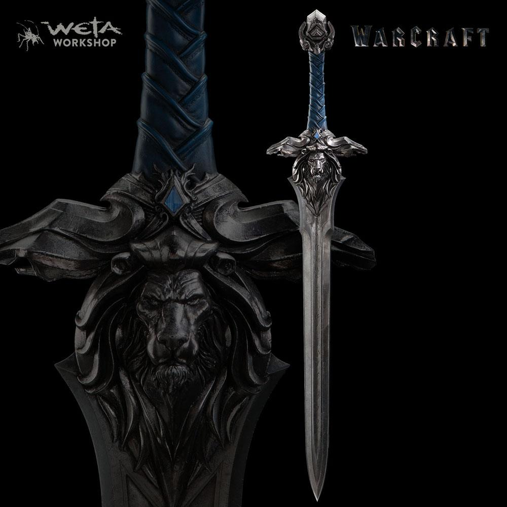 Warcraft Replica 1/1 Royal Guard Sword 120 cm