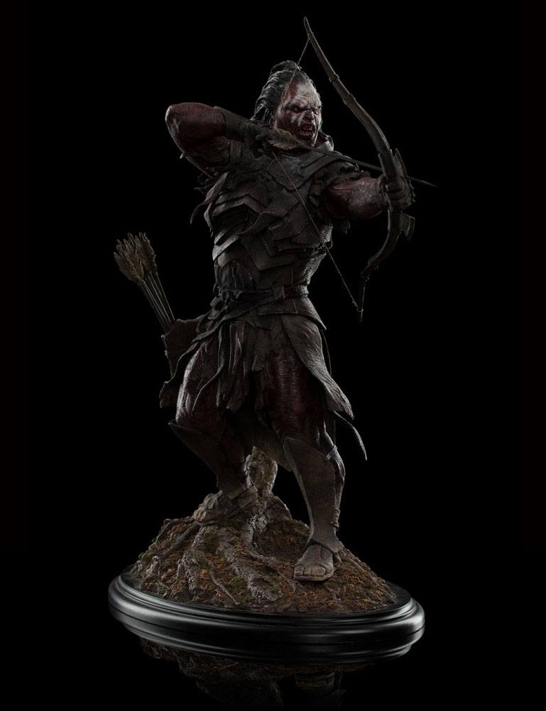 Lord of the Rings The Fellowship of the Ring Statue 1/6 Lurtz 39 cm