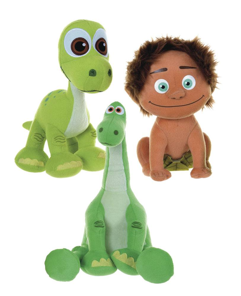 The Good Dinosaur Plush Figures 30 cm Assortment (10)