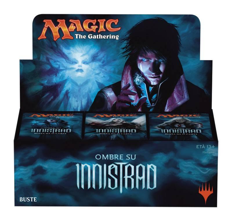 Magic the Gathering Ombre su Innistrad Booster Display (36) italian