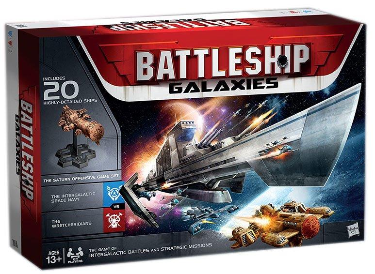 Avalon Hill Board Game Battleship Galaxies english