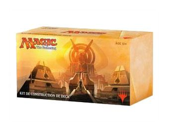 Magic the Gathering Amonkhet Deck Builder´s Toolkit french